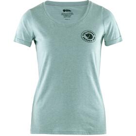 Fjällräven 1960 Logo T-Shirt Women clay blue/melange